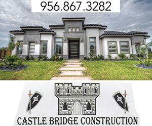 Castle Bridge Construction